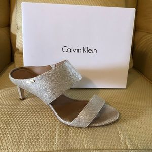 Calvin Klein Cecily high heel Sandals